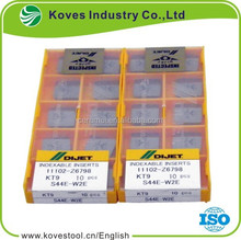 Best Selling Used carbide insert S44E-W2E KT9