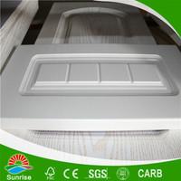 China supplier pvc kitchen cabinet door/kitchen cabinets design
