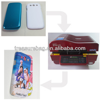 3D sublimation mobile phone cover for samsung S3