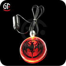 Gift Led Design Flash Necklace