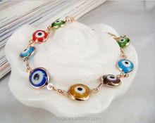 Turkish evil eye chain 6mm