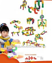 plastic tunnel toys for kids (BW911)