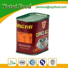 Nutrition Food Corned Beef Canned Food Products Halal Meat Wholesale