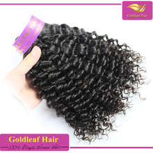 No lice soft and neat 7a grade unprocessed virgin jerry curl weave hairstyles