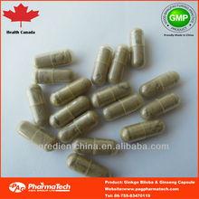 Ginseng + Ginkgo Biloba Capsule (Support Microcirculation)