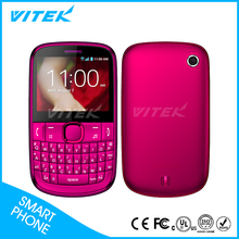 Factory Supply QWERTY Keyboard 3G telephone mobile With WiFi
