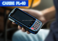 CARIBE PL-40 AD 100 4.0 inch bluetooth touch screen rfid kit phone