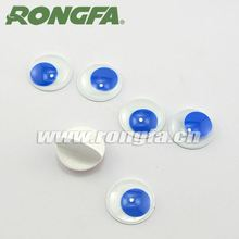 chinese blue craft plastic colorful animal diy toys eyes