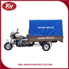 KAVAKI 150cc motorcycles with blue tarpaulin