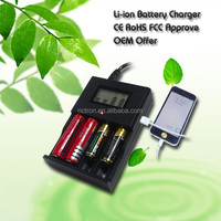 Automatic 5V 2A Mobile Phone Charger/ Battery Charger (RC996)
