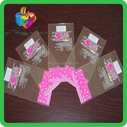 Custom Made Plastic Bags OPP Wholesale, Shopping Plastic Bags
