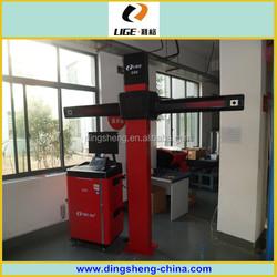 car service shop wheel aligner, service and maintain car care shop