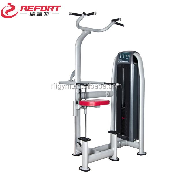 seated chest press machine