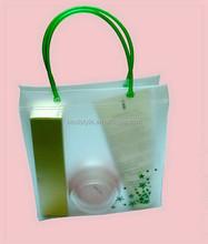 good reusable pvc shopping bag/handbag
