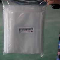 ldpe ziplock bag with custom barcode printing