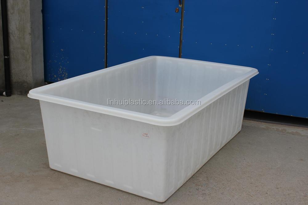 Foldable plastic fish farm tank wholesale buy large for Plastic fish bowls bulk