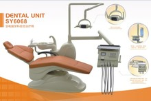 2015 top selling dental chair with instrument tray, Foldable chair dental CE