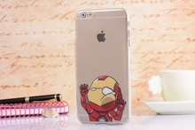 2015 Newest TPU Cell Phone Case for iPhone5; iPhone6; iPhone6 Plus