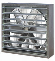 Motor Directly Driven 380v Large Air Flow Industrial Exhaust fan