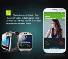 MTK6260 Bluetooth V3.0 sim card slot GSM cheapest wrist watch phone ,china watch phone, hand watch mobile phone for android