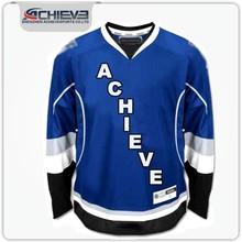 Sublimated Ice Hockey Jersey/Custom Ice Hockey Jersey Printing