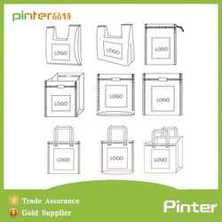 Custom non woven cheap promotional bags,promotional cheap logo shopping bags