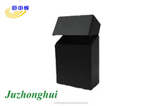 High quality recycled black paper board for packing cigarette case
