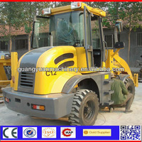 1.2ton Nice style construction machine mini front end loader