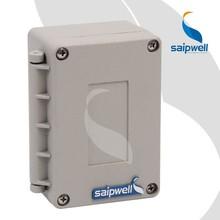 Manufacturer Saipwell 100*68*50mm SP-AG-FA4 waterproof aluminium floor box