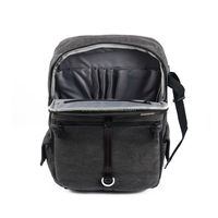 stylish water proof camera bag,DSLR camera bag, canvas backpack with rain cover