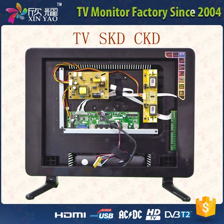 """<span class=keywords><strong>TV</strong></span> LED SKD 28 """"<span class=keywords><strong>29</strong></span> pollici metel lunetta In Oro colore"""