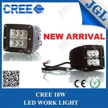 JGL 18W SAFETY LIGHT Blue, Amber, Yellow, Clear Covers For Option Waterproof 1800Lm Led Mounting Light