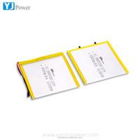 lithium polymer battery 3500mah 3.7v for GPS PSP iPod