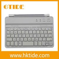 Gtide KB656 wholesale mini bluetooth 3.0 keyboard cover for ipad mini