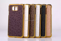 Ball Leather Hard Case For Samsung Galaxy Alpha