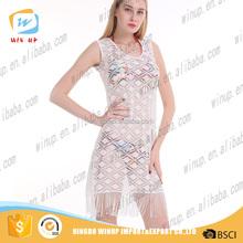 2016 sommer spitzenkleid design dame net kleid kleid marokkanischen