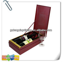 Wine Glass Cardboard Gift Boxes