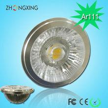 high quality cob dimmable gu10 led AR111,12v g53 AR111 led