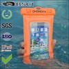 for smartphone phone waterproof bag/pvc waterproof cell phone pouch/cell phone waterproof bag