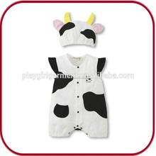 Vaca lindo subir baby baby traje ropa subir pgbc- 0615