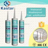 General purpose mildewproof silicone sealant