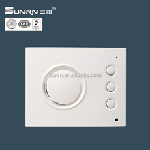 full automatic video and audio door phone for access and intercom