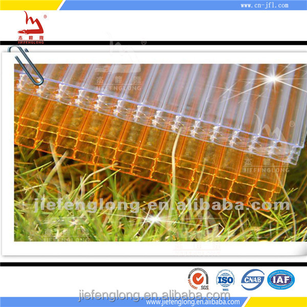Polycarbonate Sheet for Bicycle Car Shed Carport and Greenhouse 3mm 6mm 8mm 10mm
