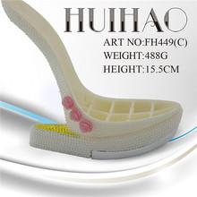 FH449 (C)(D)(F) 2015 the most popular Spoon shape ladies shoe heel