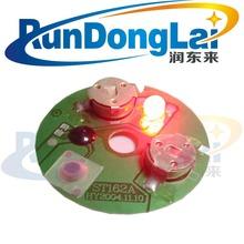 electronic component flashing led module
