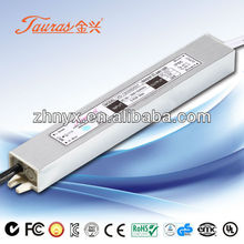 12V Constnat Voltage 30W Waterproof LED Driver aluminium VD-12030D007