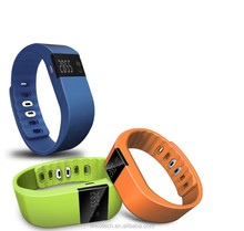 hot seller ! factory price ! IOS6.1android bluetooth colorful smart watch with Blue,Orange, Black,red,pink,purple,green