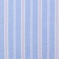 100% combed cotton, cheap stock oxford fabric, woven stripe