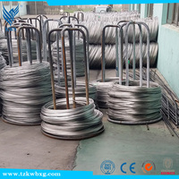 AISI 201/202/304/410 cold drawn stainless steel wire