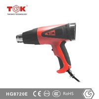Dial-in Variable Temperature and Airflow Controls Hot Air Heat Gun for Softening Joints of Connectors